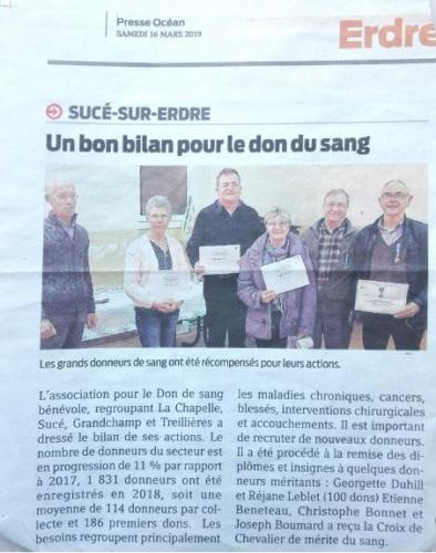 20190316 AG La Chapelle, Sucé, Grandchamp et Treillières