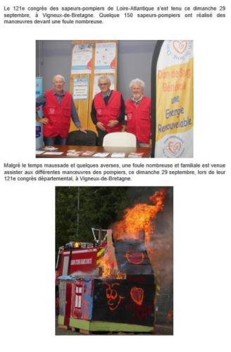 2019.09.29 ADSB VigneuxdeBretagne congrès des pompiers 44