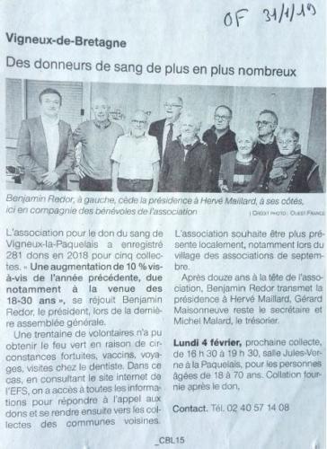 20190131 AG Vigneux de Bretagne