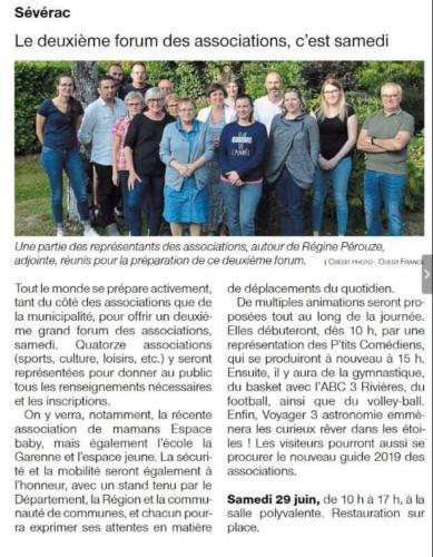 20190629  ADSB Severac Forum des assos