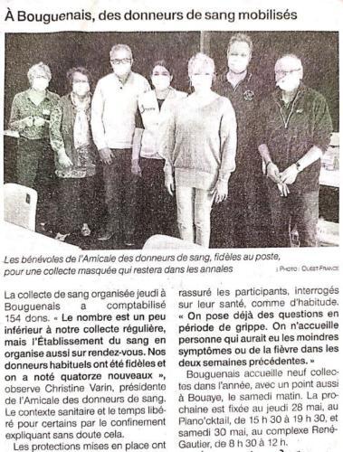 20200407 Collecte Bouguenais