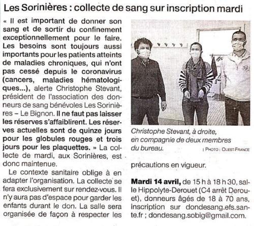 20200411 Collecte LesSorinieres